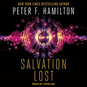 Salvation Lost by  Peter F. Hamilton audiobook