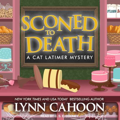Sconed to Death by Lynn Cahoon audiobook