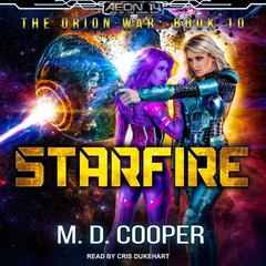 Starfire by M. D. Cooper audiobook