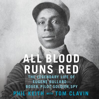 All Blood Runs Red by Phil Keith audiobook