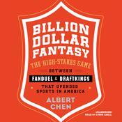 Billion Dollar Fantasy by  Albert Chen audiobook