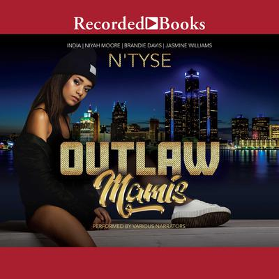 Outlaw Mamis by Jasmine Williams audiobook