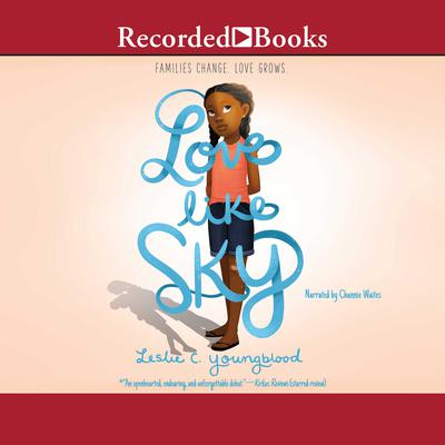 Love Like Sky by Leslie C. Youngblood audiobook