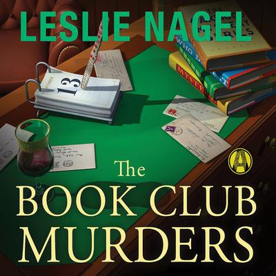 The Book Club Murders by Leslie Nagel audiobook