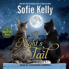 A Night's Tail by Sofie Kelly audiobook