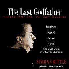 The Last Godfather by Simon Crittle audiobook