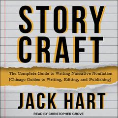 Storycraft by Jack Hart audiobook