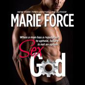 Sex God by  Marie Force audiobook