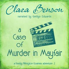 A Case of Murder in Mayfair by Clara Benson audiobook