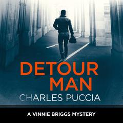 Detour Man by Charles Puccia audiobook