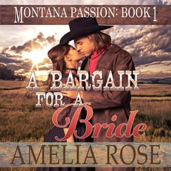 A Bargain for a Bride by Amelia Rose audiobook