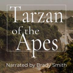 Tarzan of the Apes by Edgar Rice Burroughs audiobook