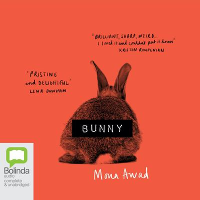 Bunny by Mona  Awad audiobook