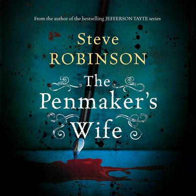 The Penmaker's Wife by Steve Robinson audiobook