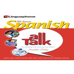Linguaphone All Talk - Spanish for Beginners by John Foley audiobook