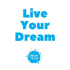 Live Your Dream by Rick McDaniel audiobook