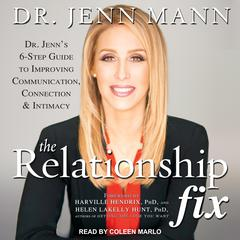 The Relationship Fix by Jenn Mann audiobook