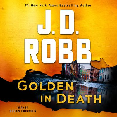 Golden in Death by J. D. Robb audiobook