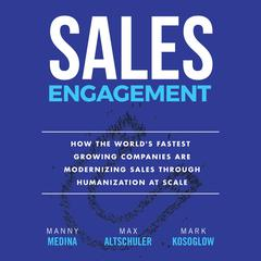 Sales Engagement by Manny Medina audiobook