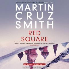 Red Square by Martin Cruz Smith audiobook