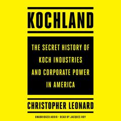 Kochland by Christopher Leonard audiobook