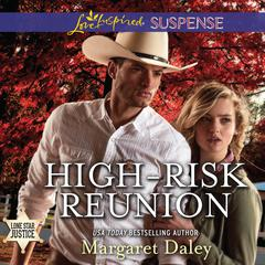 High Risk Reunion by Margaret Daley audiobook