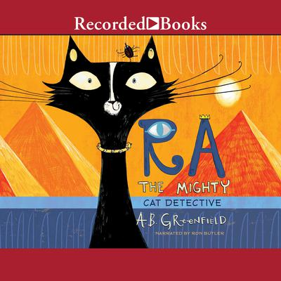 Ra the Mighty by A.B. Greenfield audiobook
