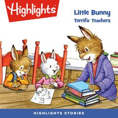 Little Bunny: Terrific Teachers by Eileen Spinelli audiobook