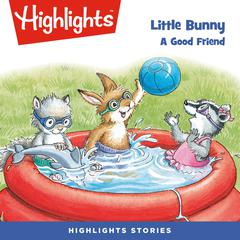 Little Bunny: A Good Friend by Eileen Spinelli audiobook
