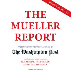 The Mueller Report by The Washington Post audiobook