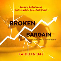 Broken Bargain by Kathleen Day audiobook