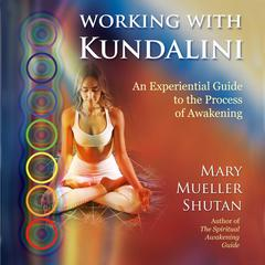 Working with Kundalini by Mary Mueller Shutan audiobook
