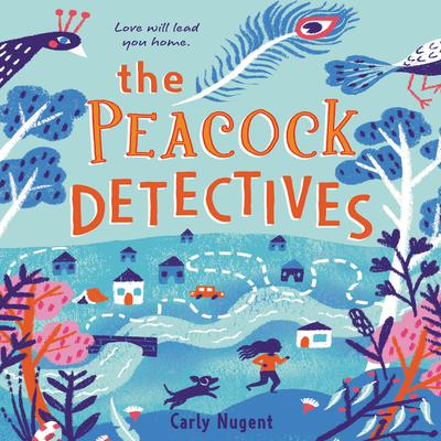 The Peacock Detectives by Carly Nugent audiobook