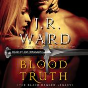Blood Truth by  J. R. Ward audiobook