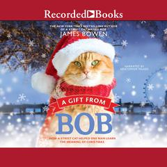 A Gift From Bob by James Bowen audiobook