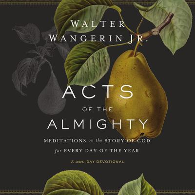 Acts of the Almighty by Walter Wangerin audiobook