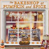 The Bakeshop at Pumpkin and Spice by  Allyson Charles audiobook