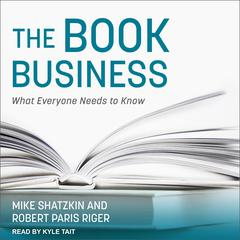 The Book Business by Robert Paris Riger audiobook
