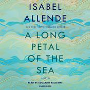 A Long Petal of the Sea by  Isabel Allende audiobook