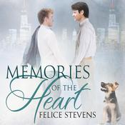Memories of the Heart by  Felice Stevens audiobook
