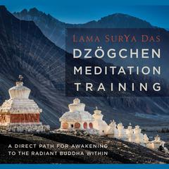 Dzogchen Meditation Training by Surya Das audiobook