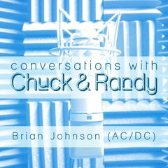 Conversations with Chuck & Randy by Marcel Anders audiobook