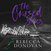The Cursed Series, Parts 1 & 2 by  Rebecca Donovan audiobook