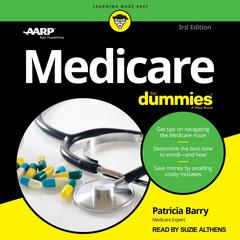 Medicare For Dummies by Patricia Barry audiobook