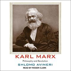 Karl Marx by Shlomo Avineri audiobook
