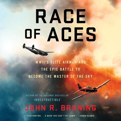 Race of Aces by John R. Bruning audiobook