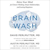 Brain Wash by  David Perlmutter MD audiobook
