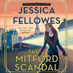 The Mitford Scandal by Jessica Fellowes audiobook