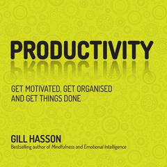 Productivity by Gill Hasson audiobook