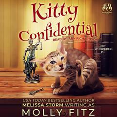 Kitty Confidential by Molly Fitz audiobook